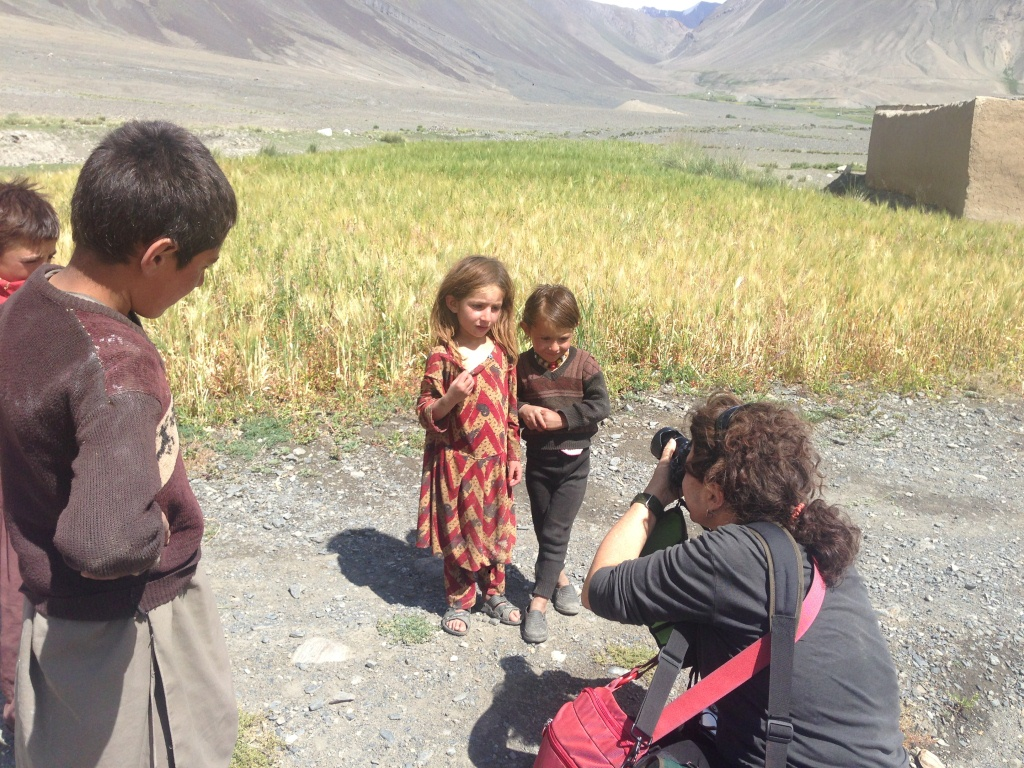 Jeep tour and trekking to Little  Pamir, Afghanistan
